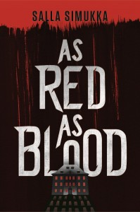 As Red as Blood by Salla Simukka US Cover Art