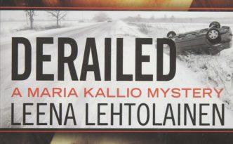 Derailed book cover